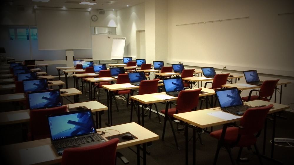 Kurs PC / short term computer rental